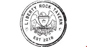 Liberty Rock Tavern logo
