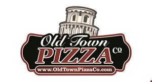 Old Town Pizza Co logo