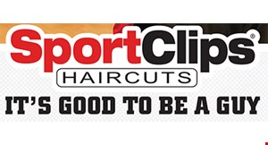 Product image for Sport Clips Bridgeville $5 off MVP haircut experience for returning clients