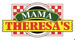 Mama Theresa's Pizzeria and Italian Eatery logo