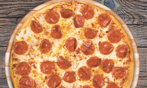 Product image for Chizona's Pizza FREE dessert with entree purchase.