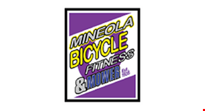 Mineola Bicycle Fitness logo