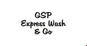 Gsp Express Wash & Go logo