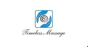 Timeless Massage logo