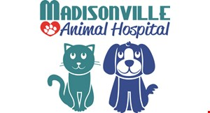 Madisonville Animal Hospital logo