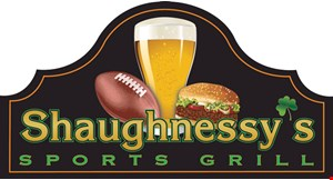 Shaughnessy's Sports Grill logo