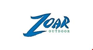 Zoar Outdoor logo