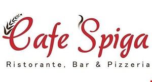 Cafe Spiga Ristorante, Bar & Pizzeria logo