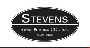 Stevens Stone & Brick Co. Inc. logo