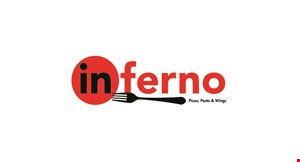 Inferno Pizza Pasta and Wings logo