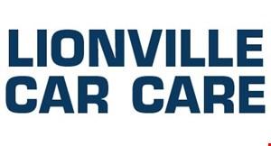 Lionville Car Care logo