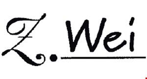 Z.Wei logo