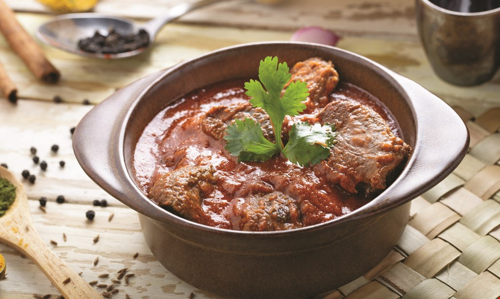 Product image for Taj Indian Cuisine $5 Off any purchase of $35 or more.
