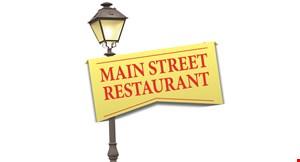 Main Street Restaurant logo