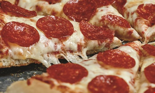 Product image for LITTLE CAESARS $4.95 large classic One Large pizza with pepperoni or cheese