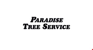 Product image for Paradise Tree Service 10% Off Any Tree Service