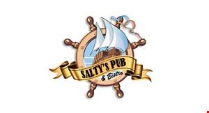 Salty's Pub & Bistro logo