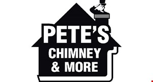 Product image for Pete's Chimney & More $25 OFFChimneysweep.