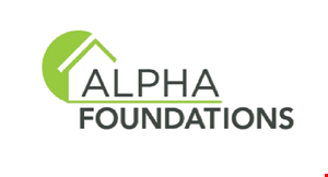 Alpha Foundation Specialists logo