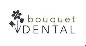 Bouquet Dental logo