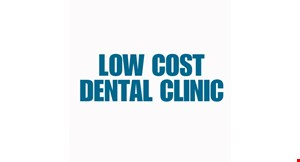 Low Cost Dental Clinic logo
