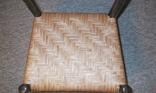 Product image for Antique Seat Weaving 10%Off your total order plus free pick up & delivery in Kalamazoo and surrounding areas.