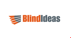 Product image for Blind Ideas $5 OFF Drop Off Repair.