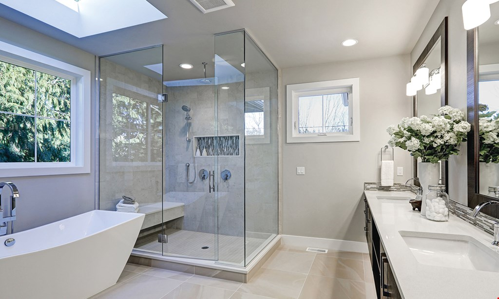 Product image for Home Works Corp. Up to $600 Off One-Day Bathroom Conversions