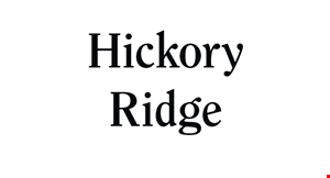 Hickory Ridge Golf Course logo