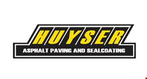 Product image for Huyser Asphalt Paving and Sealcoating $50.00 OFF Residential Driveway Sealing.