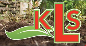 Product image for Kls - Kzoo Landscape Supplies $5 off any purchase of $20 or more. Save on our professional grade products including mulch, organic blend soil, stone, grass seed and more.