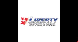 Liberty Muffler & Brake logo