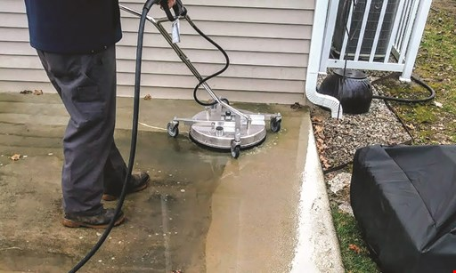 Product image for MichClean Power Wash 25% off any power wash job