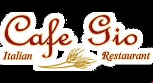 Cafe Gio Italian Restaurant logo
