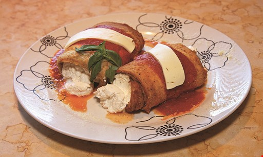 Product image for Cafe Gio Italian Restaurant $5 Off any check of $30 or more from regular menu, dine in or take-out