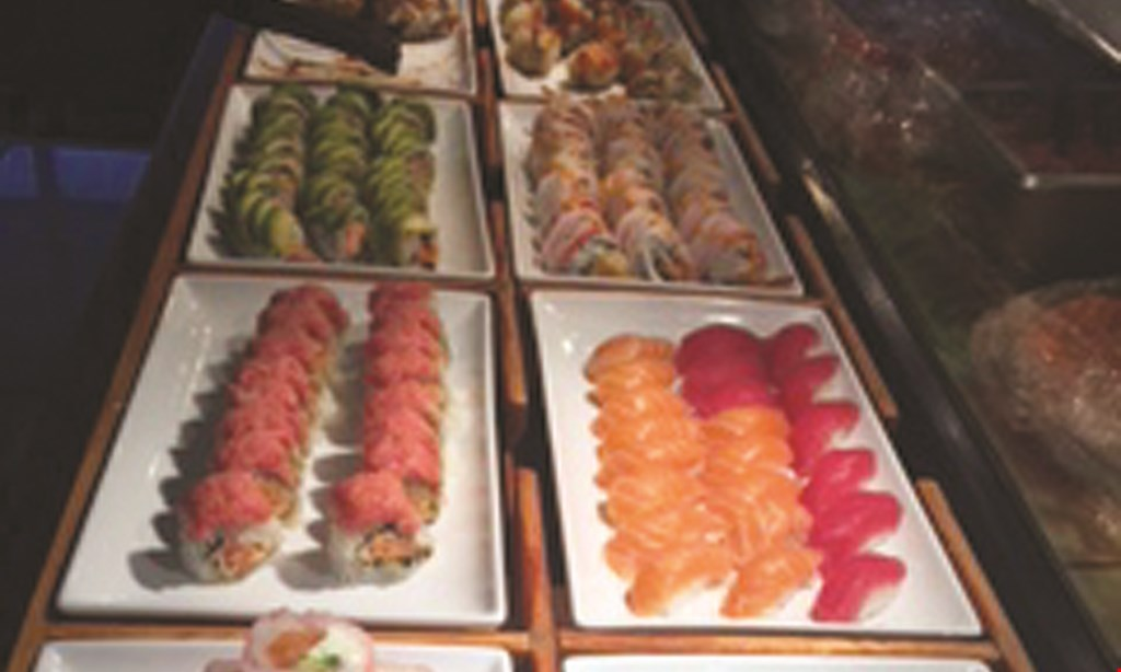 Product image for Ming Ten Japanese & Chinese Buffet & Restaurant $7.49 Senior Lunch Buffet