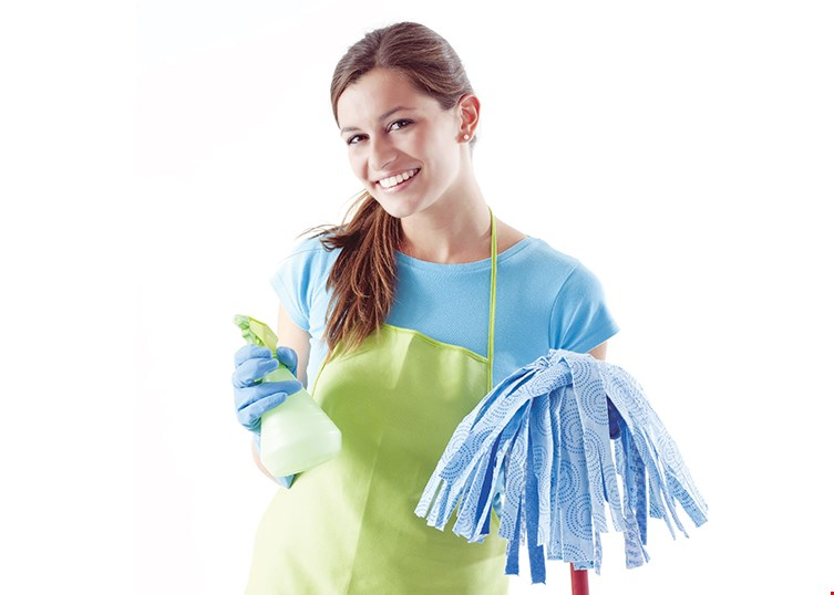 Product image for Molly Maid SAVE $50 - $10 off your first five regularly scheduled cleanings.
