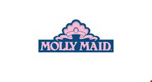 Product image for Molly Maid SAVE $50 $10 off your first five regularly scheduled cleanings.