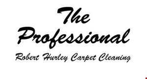 Product image for The Professional Robert Hurley Carpet Cleaning $90 Three Areas