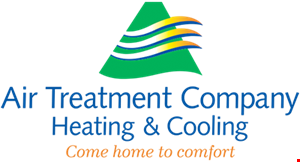 Air Treatment Company Heating & Cooling logo