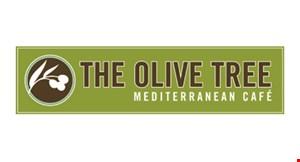 The Olive Tree Mediterranean Cafe logo