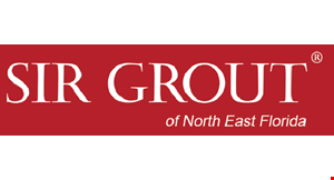 Sir Grout Of Ne Florida logo