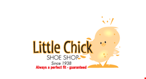 Little Chick Shoe Shop logo