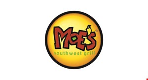 Moe's Southwest Grill/Plainview logo