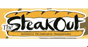 The Steakout logo