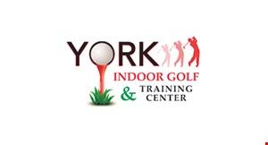 York Indoor Golf & Training Center logo