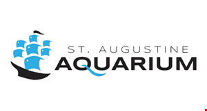 Product image for St. Augustine Aquarium 10% Off admission