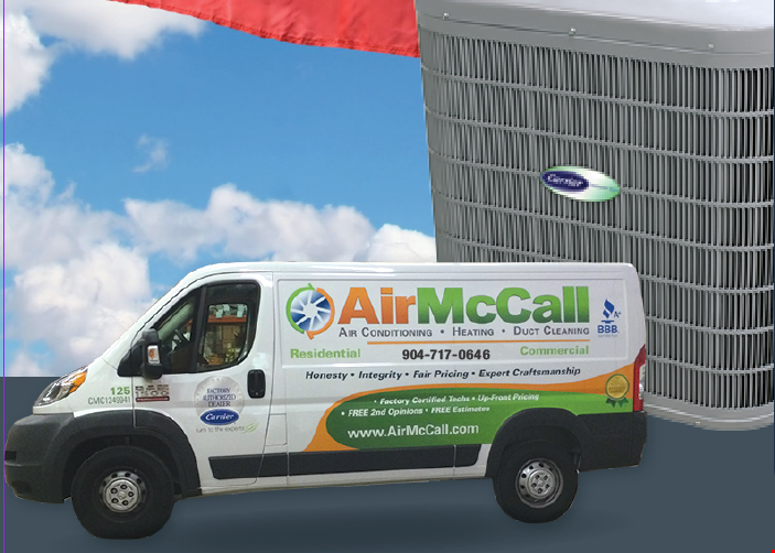 Product image for Air McCall $75off ductcleaningcall for details