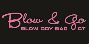 Blow & Go Ct logo