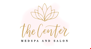 The Center Med Spa and Salon logo